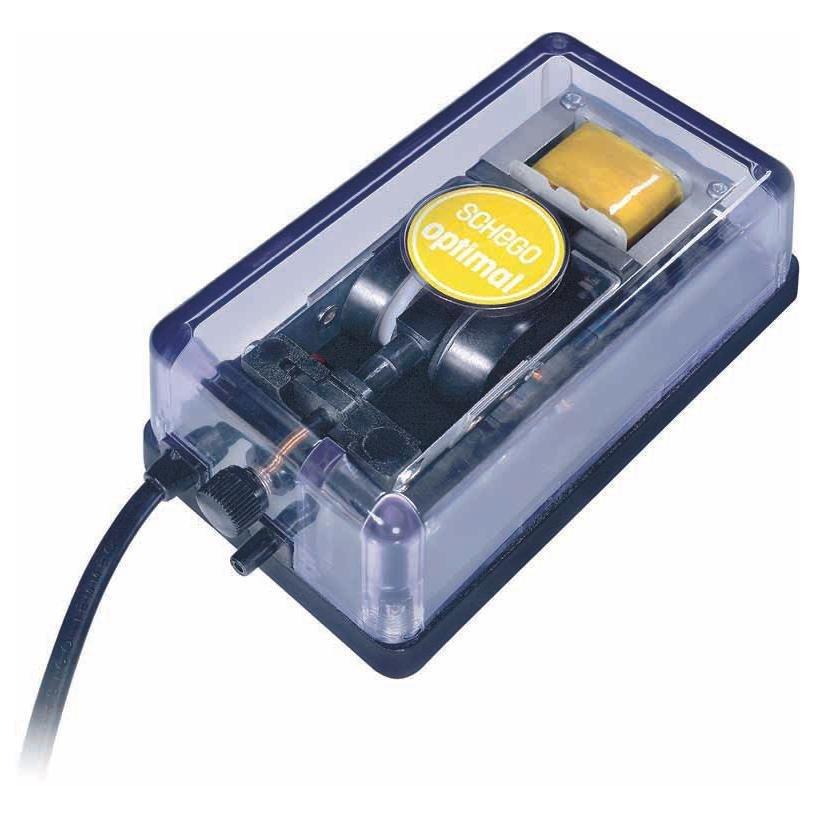 Компрессор Schego PRIMA, 100 л/ч - высококачественный бесшумный компрессор