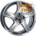 Диск колесный Alutec Shark 8x18/5x120 D72.6 ET35 Sterling-silver - фото 1