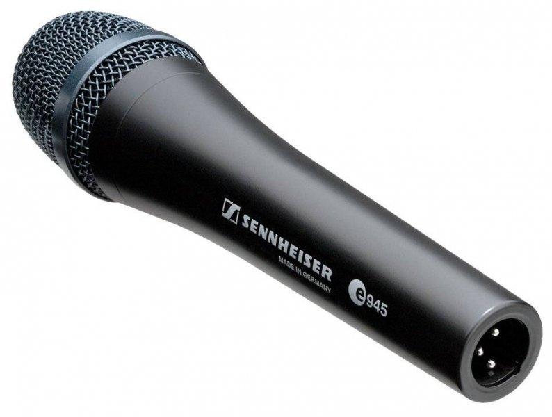 Микрофон динамический суперкардиоидный E 945 (Микрофоны)