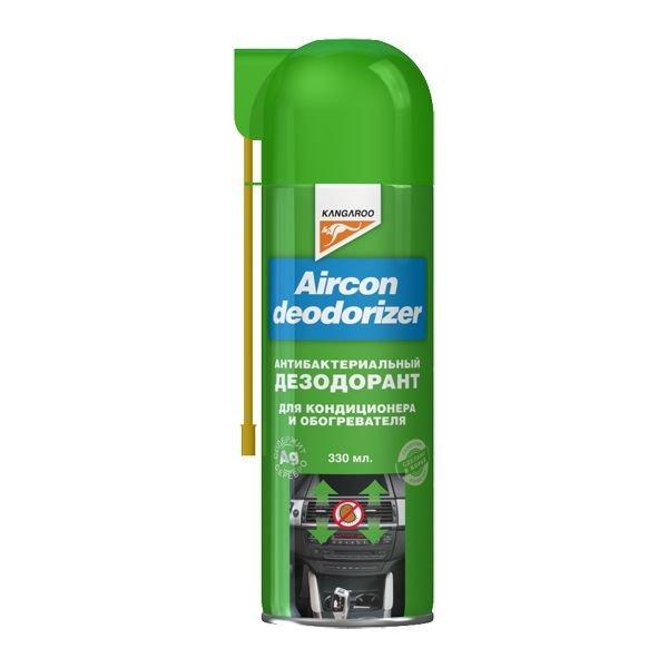 Kangaroo Очиститель системы кондиционирования Aircon Deodorizer, 330мл (355050)
