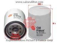 Фильтр масляный c1113 Sakura арт. C1113