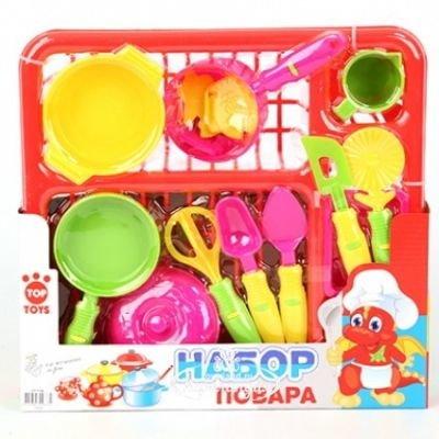 Набор посуды Top Toys