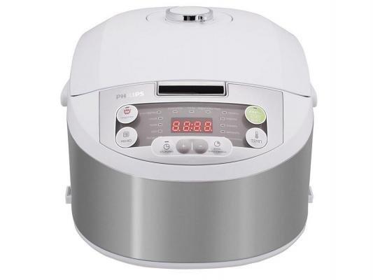 Мультиварка Мультиварка Philips HD3136/03 980Вт 4л пластик белый