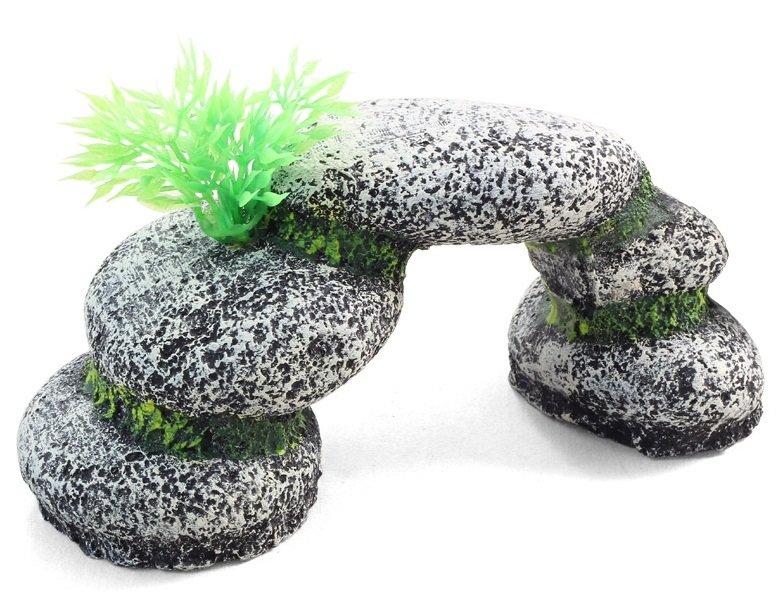 """Грот """"Арка из камней"""", 150x70x72 мм"""