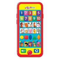 Развивающие игрушки Азбукварик Умный смартфончик