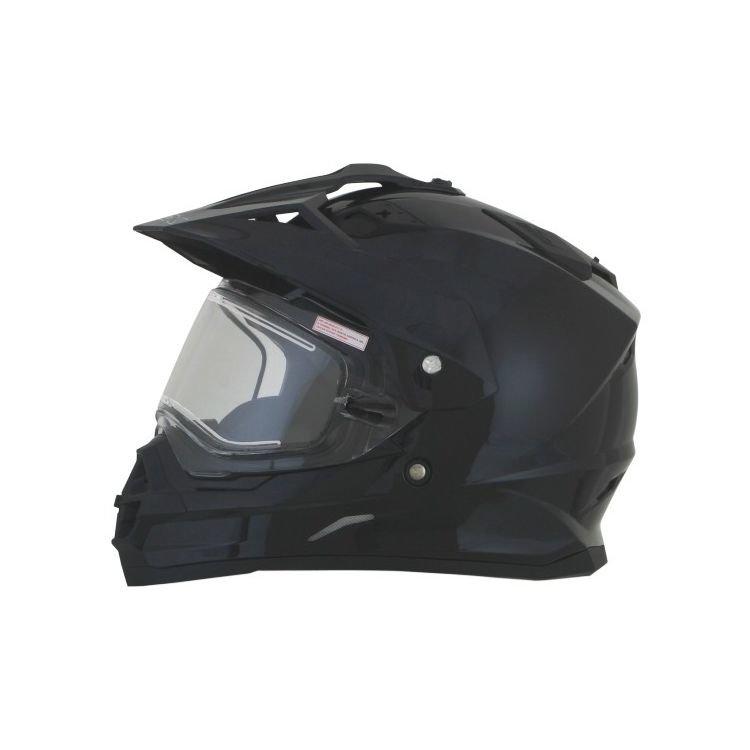 Шлем зимний AFX FX39DS Snow, XL, Черный