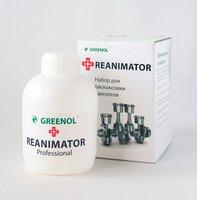 Greenol Раскоксовка двигателя - Reanimator