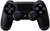 Геймпад Sony DualShock 4 (чёрный)