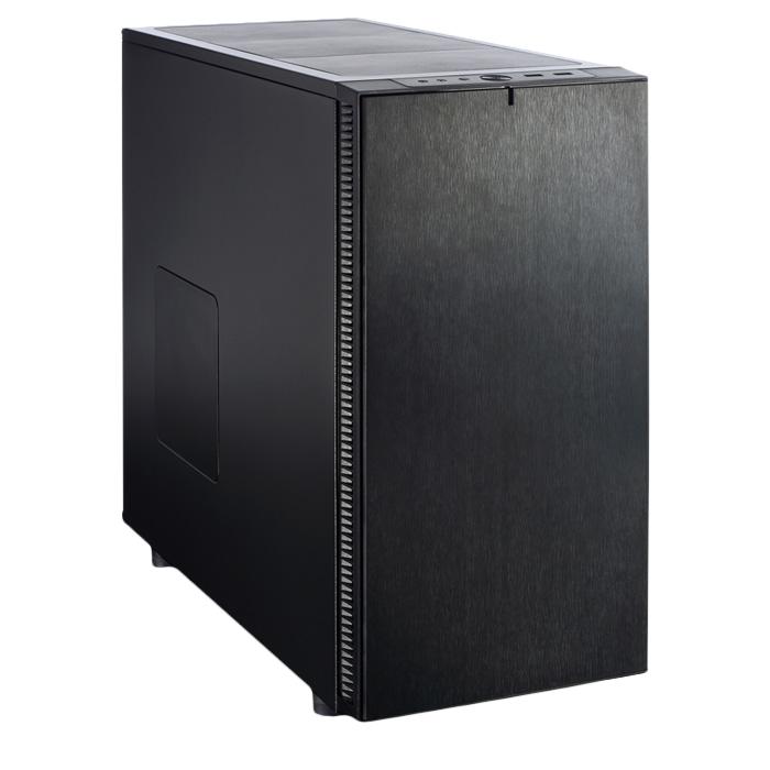 Корпус ATX Miditower Fractal Design Define S Black