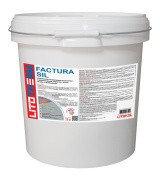 Декоративная силиконовая штукатурка Litokol (литокол) LITOTHERM Sil LITOTHERM Factura Sil, 1.5 мм, Белый