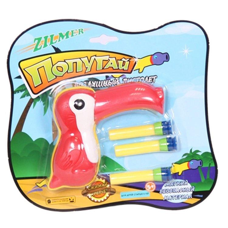 Пистолет Zilmer Попугай