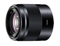 Объектив Sony SEL-50F18 50 mm F/1.8 OSS E for NEX Black*