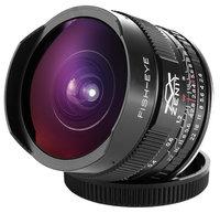 Объектив Зенит МС Зенитар-Н 16/2.8 байонет Nikon новый дизайн