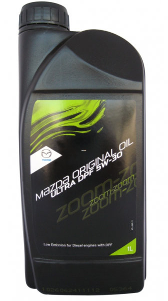 Моторное масло Mazda Original Oil Ultra 5W-30 1 л
