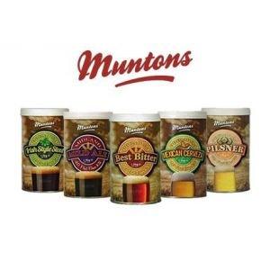 Пивной солодовый концентрат Muntons, Premium Pilsner