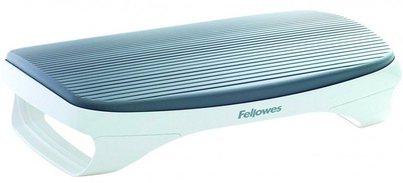 Подставка FELLOWES для ног Fellowes® I-Spire Series™, белая/серая