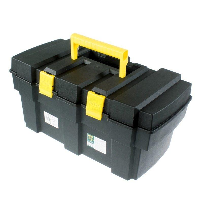 Ящик для инструмента FIT пластиковый, 65518