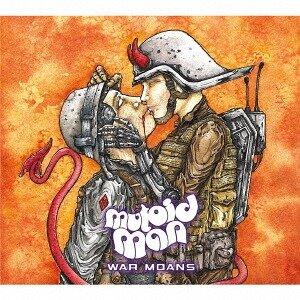 """Mutoid Man """"War Moans, CD"""""""