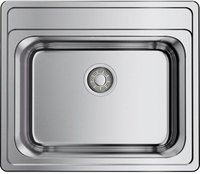 Кухонная мойка OMOIKIRI Ashi 56-IN 4993449 нерж.сталь/нержавеющая сталь NEW