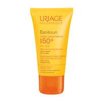 Uriage Солнцезащитный крем без ароматизаторов SPF50+ Барьесан 50 мл (Uriage, Bariesun)