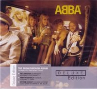ABBA - ABBA/ CD+DVD [ Deluxe Edition/ 8-panel Digipack/ 24 page Booklet] [ CD/ 3 Bonus Tracks + DVD-Video/ NTSC] ( Remastered, Reissue 2012)
