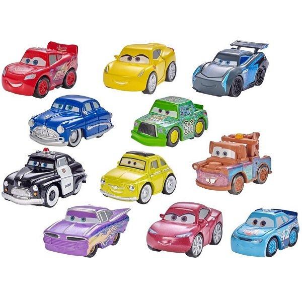 Игрушечные машинки и техника Mattel Cars FBG74 Мини-машинки