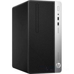 Компьютер HP ProDesk 400 G4 [1KP08EA] MT i5-7500/8Gb/500Gb/DVDRW/DOS/k+m