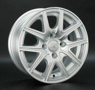 Диски LS Wheels 188 6,5x15 4x100 D73.1 ET45 цвет SF (серебро,полировка) - фото 1