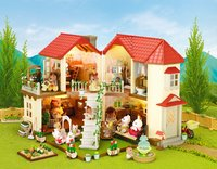 Игровой набор «Большой дом со светом» Sylvanian Families