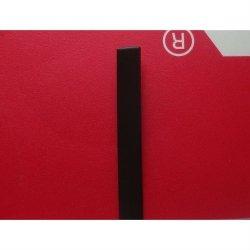 """Искусственный ротанг """"Полоса цвет венге 7 мм, текстура гладкая"""" Полисервис"""