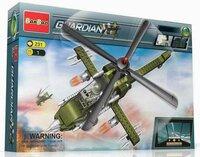 Конструктор Военный вертолет, 231 деталь Banbao (Банбао) Banbao Art-[8238]
