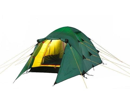 Палатка Alexika Nakra 3 green