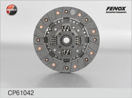 Диск сцепления Fenox CP61042