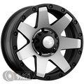 Диск колесный LS Wheels 881 7x16/5x139.7 D108.1 ET10 MBF - фото 1