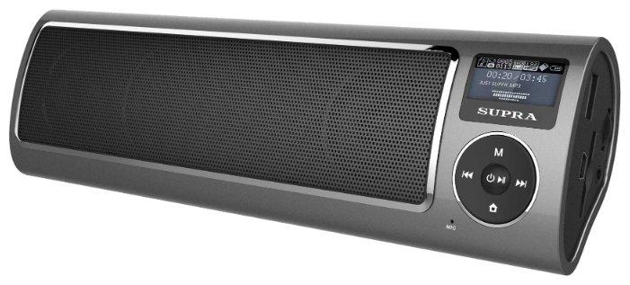 портативная акустика SUPRA PAS-6280 grey