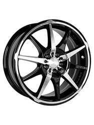 автомобильные колесные диски Racing Wheels Classic H-415 7,0\r17 5*112 Et40 D73,1 Bk F/p [85721780696] - фото 1