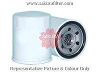 Заменён на c1011 фильтр масляный Sakura арт. C2808