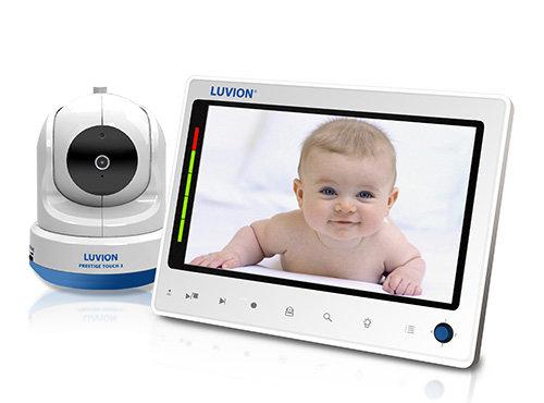 Цифровая видеоняня Luvion Prestige Touch 2