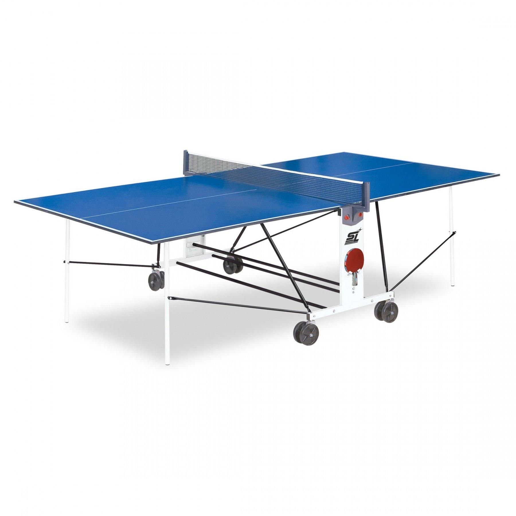"""Стол для настольного тенниса """"COMPACT LIGHT LX"""" с сеткой"""