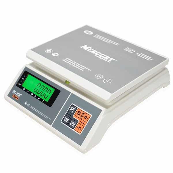 Весы M-ER 326AFU-15.1 электронные фасовочные до 15 кг