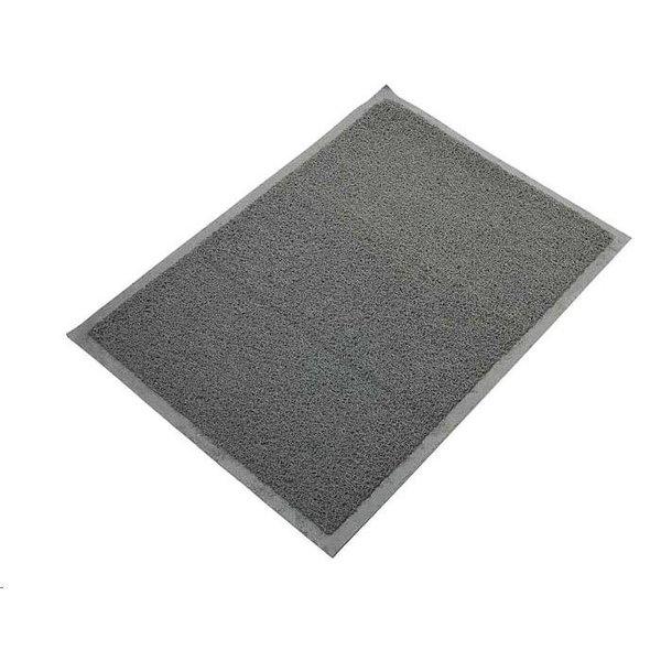 Коврик Пористый 50*70 См, Серый Vortex 22187