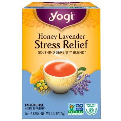 Iherb yogi tea