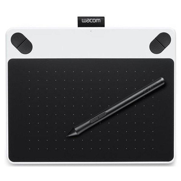 Графический планшет Wacom Intuos Draw Creative Pen (S), White