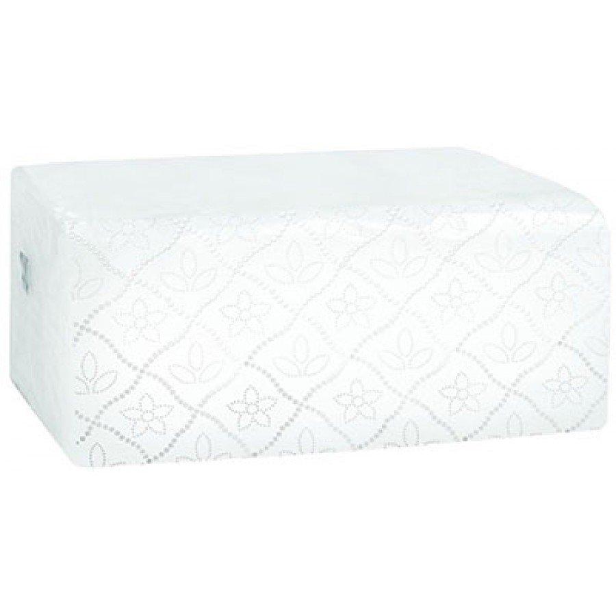 Терес Листовые бумажные полотенца Комфорт Эко 01-221