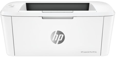 Принтер HP LaserJet Pro M15a W2G50A A4, 600dpi, 18ppm, 8Mb, 1 tray 150, USB, Cartridge 500 pages in box