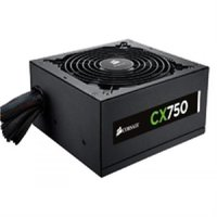 Блок питания Corsair 750W CX750 (120мм, 80 PLUS Bronze) #CP-9020123-EU