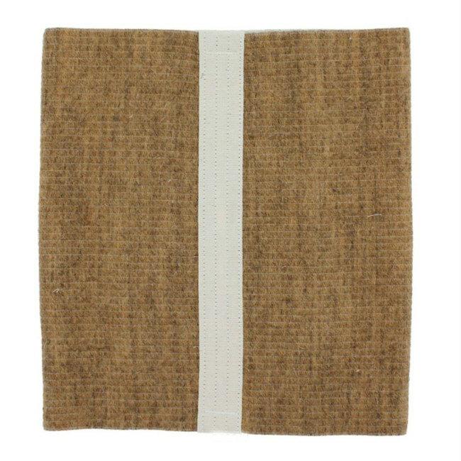Альмед пояс согревающий из шерсти верблюда 89-98 см, р. 5