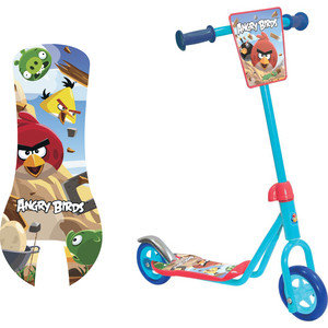 Самокат 2-х колесный Navigator Angry Birds Т56885
