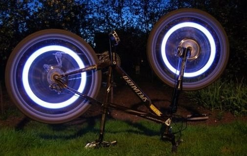 Светодиодные Фонари на колеса