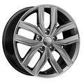 Литой диск КиК Hyundai i40 (КСr774) 7x17/5*114.3 D67.1 ET45 Дарк платинум - фото 1